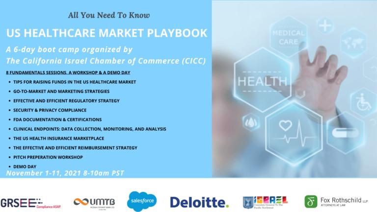 Nov US Healthcare Market Bootcamp